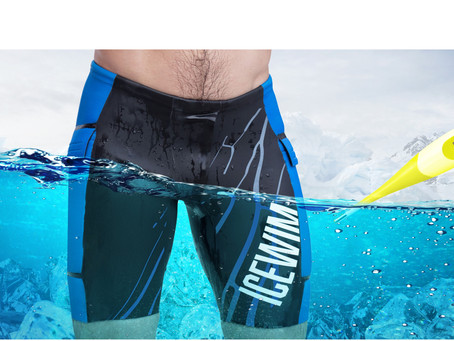 Near-death experience leads to innovative line of swimwear for cold-water swimmers.