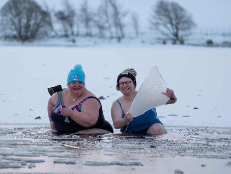 Come on in! The exhilarating joy of outdoor ice-bathing
