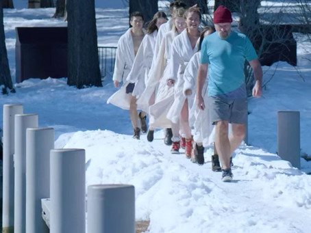 The Goop Lab episode 2 review: Freezing your ass off might reduce anxiety