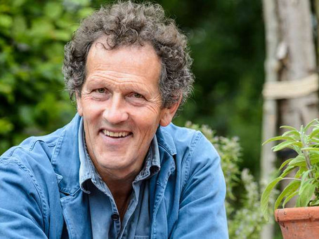 Monty Don on how gardening is good for your wellbeing at New Year and all year round