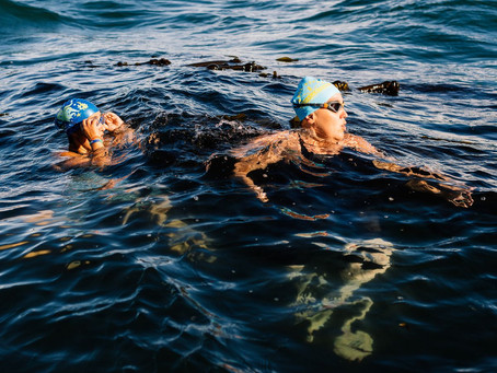 Could an ice-cold swim be an antidote to depression and anxiety?