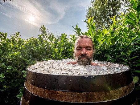 To Ice Or Not To Ice: 5 Reasons To Try The Wim Hof Method