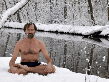 Wim Hof Breathing – The Benefits of the Superhuman Method