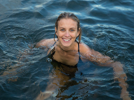 So You Want To Start Wild Swimming? // A Cold Water Guide