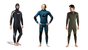 Open Water Swimming Wetsuits