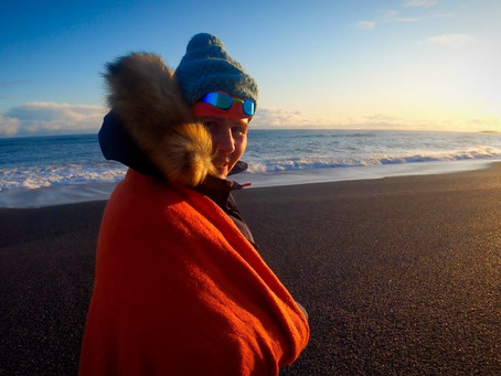 Lessons In Badassery - Birna Hrönn: Ice Swimmer