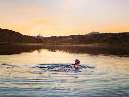 'As good as an orgasm': how to go wild swimming in winter