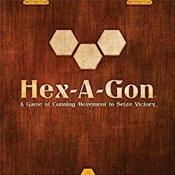 Hex-A-Gon(へクス・ア・ゴン)|ボードゲームルール紹介
