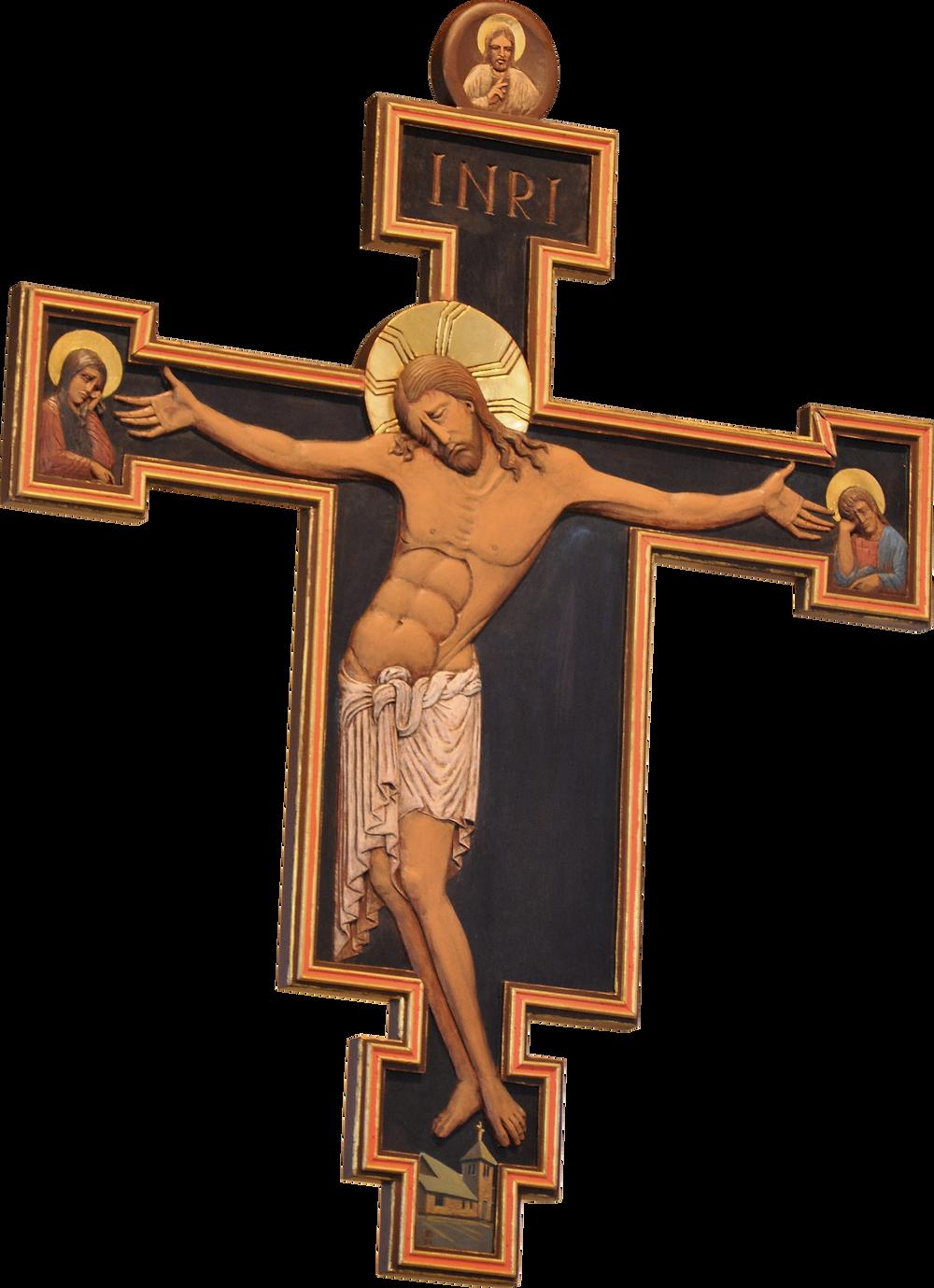 Enders Island Crucifix