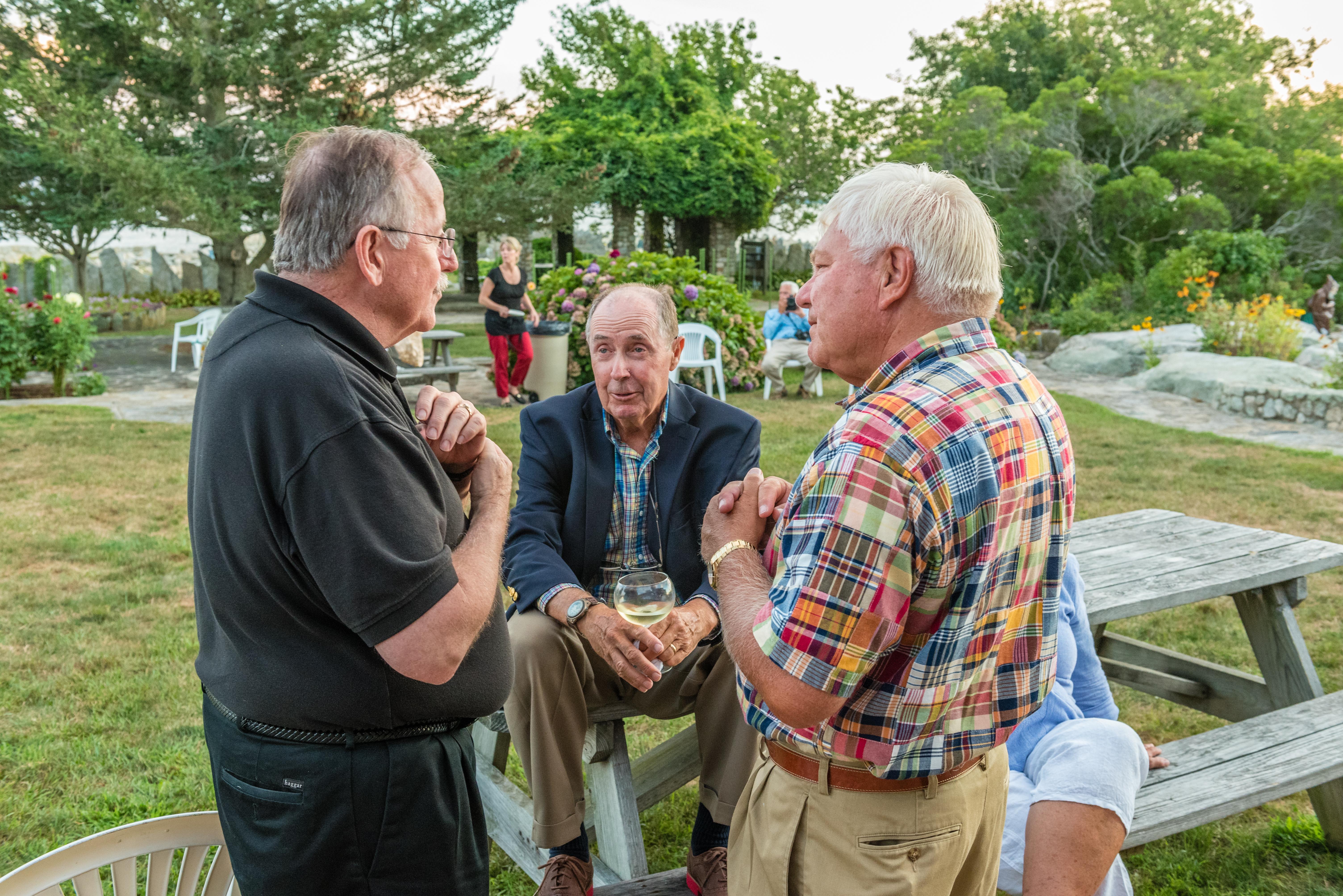 Fr. Tom's 64th Birthday Celebration