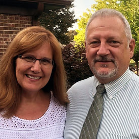Dr. Shawn and Dawn Kalis