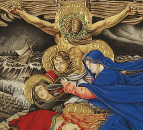 The Twelfth Station of the Cross (Jed Gibbons, Enders Island)