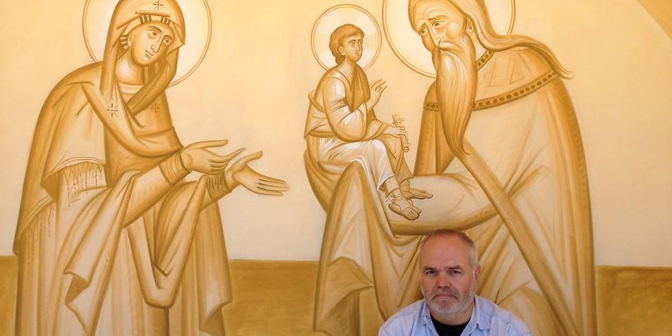 Byzantine Drawing with George Kordis