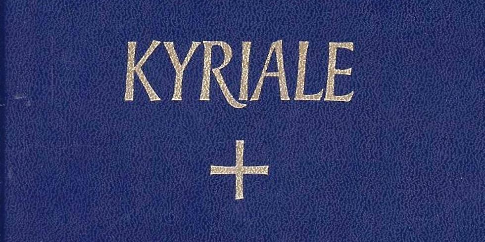 Kyriale Crash Course