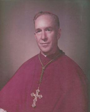Portrait of Bishop Flanagan