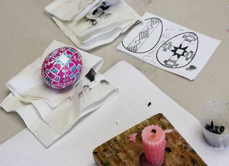 Pysanky Egg Decorating Workshop