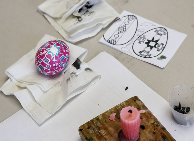 Pysanky Egg Decorating Workshop Encore