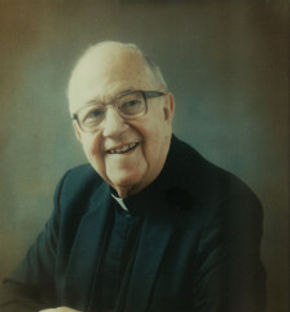 Portrait of Father Jeremiah Purtill, S.S.E.