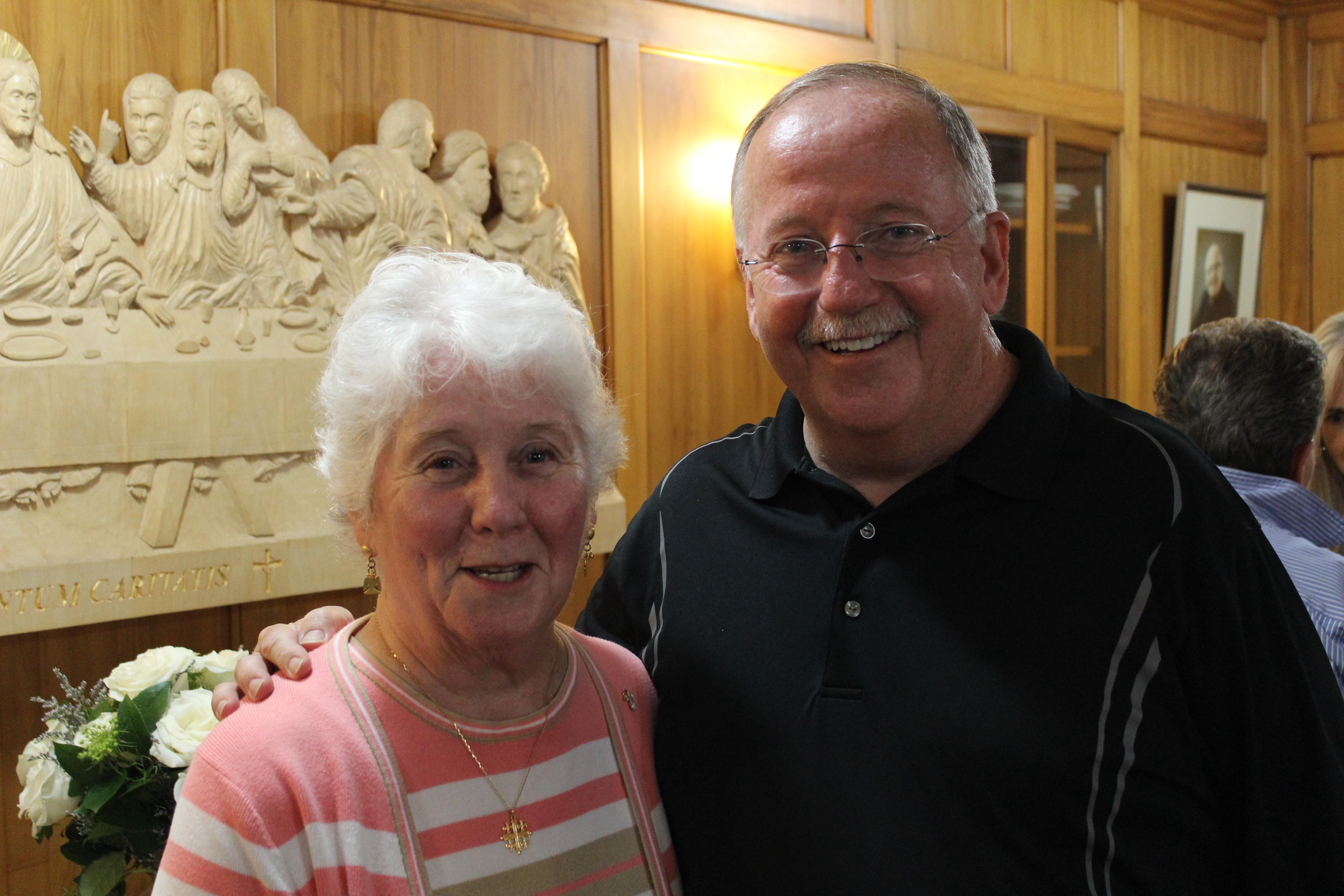 Fr. Tom's 66th Birthday Celebration