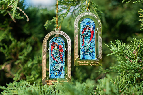 Stained Glass Angels Set