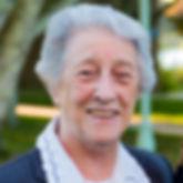 Sr. Eugenia Brady, SJC on Enders Island