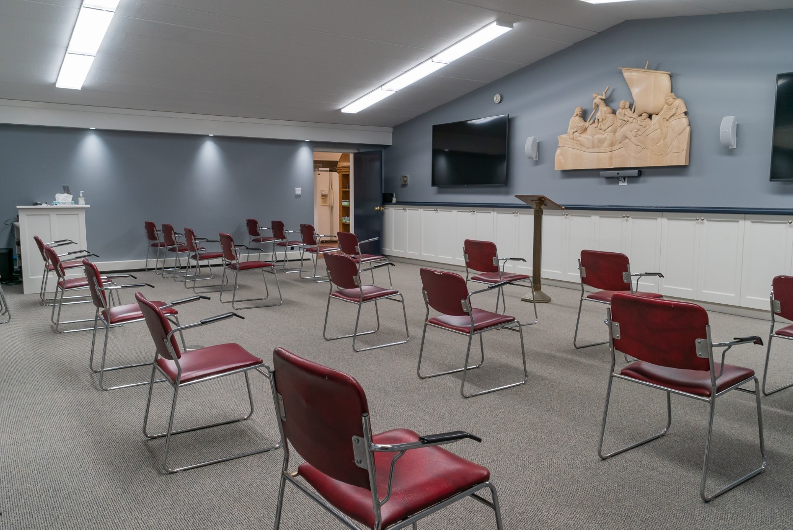 St. Raphael's Conference Room