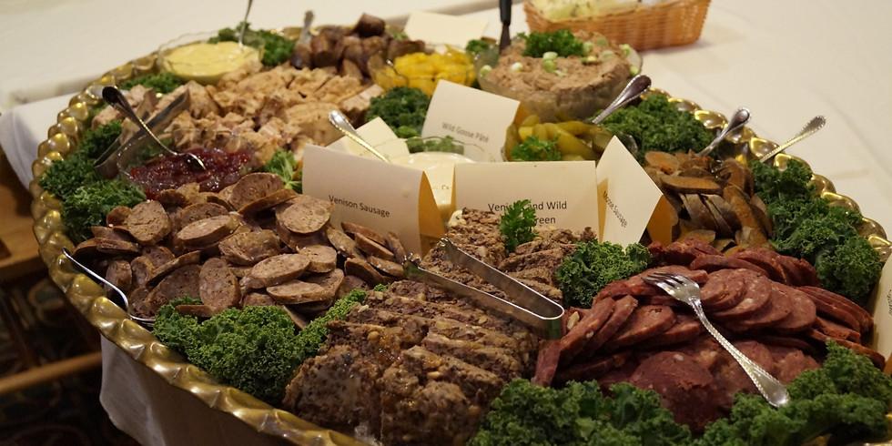 Sixth Annual Gourmet Game Dinner