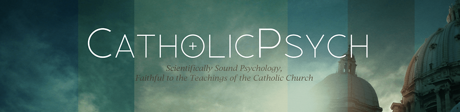 The CatholicPsych Institute Logo