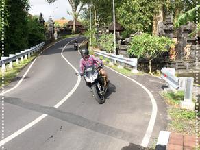 О коварном покрытии для мотоциклистов