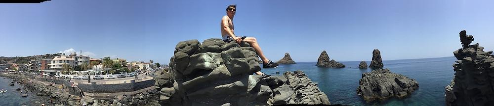 мото каникулы на Сицилию