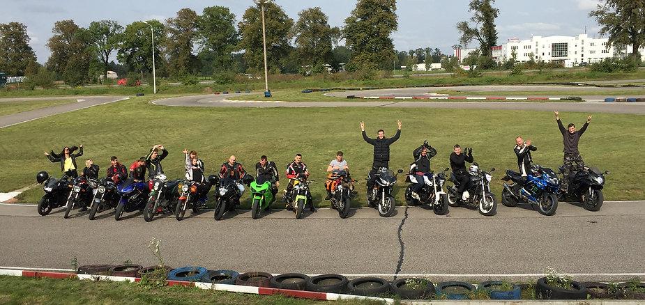 Безопасное вождение мотоцикла в Калининграде