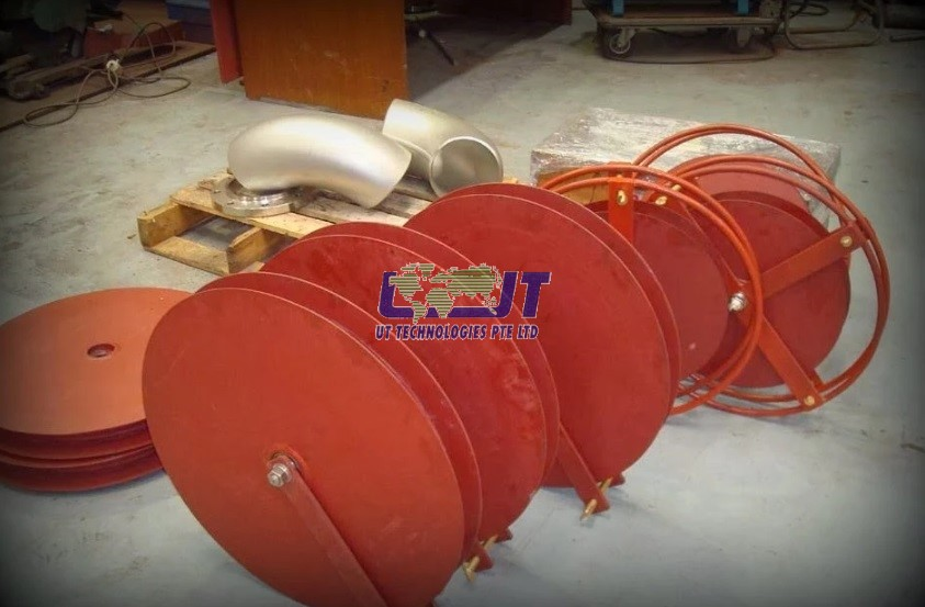 Crane Cable Rollers