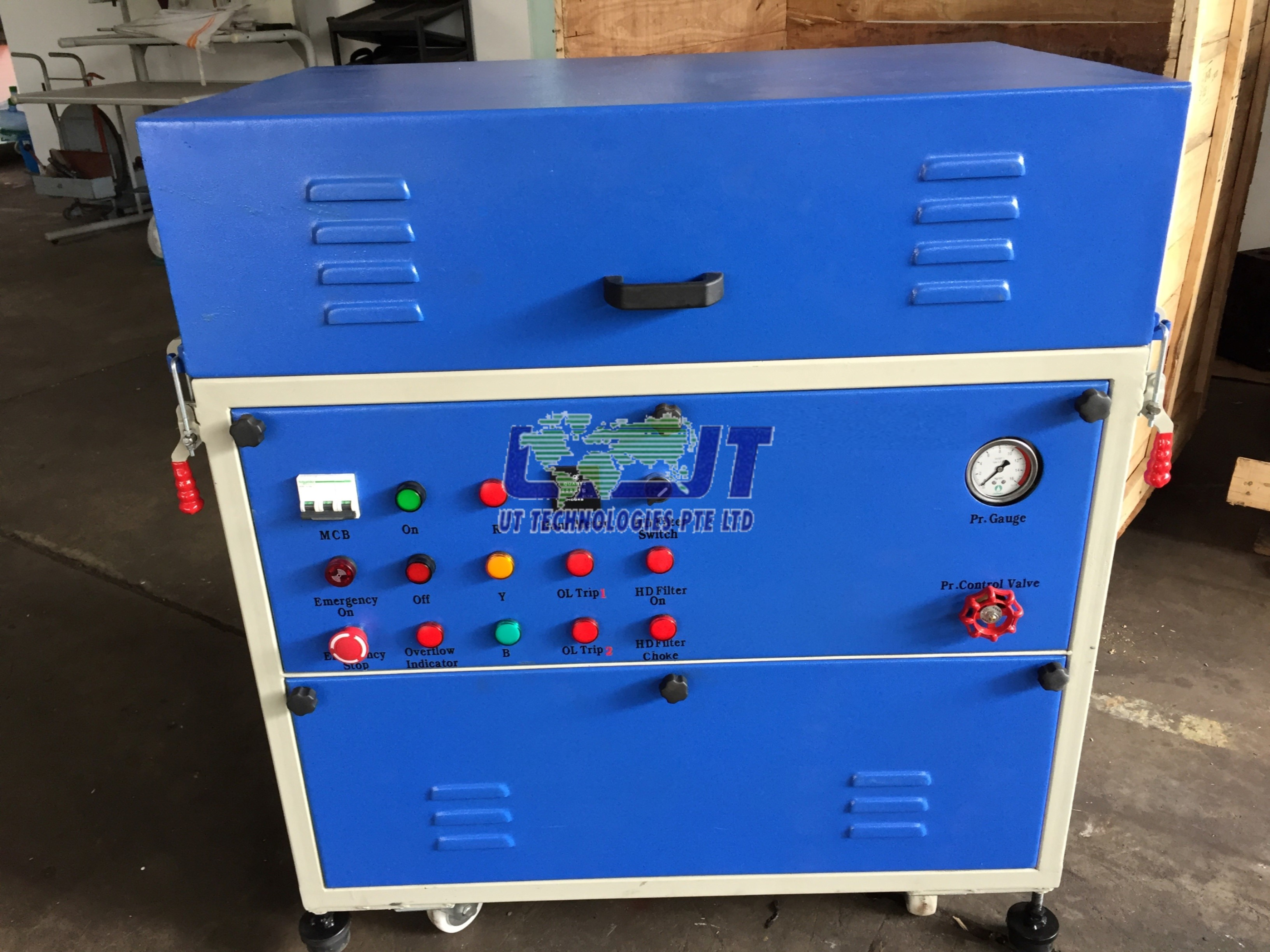 Hydraulic Oil Cleaner