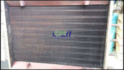 Air cooler ultrasonic cleaning