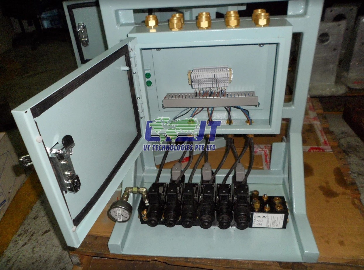 Hydraulic System Distribution Panel
