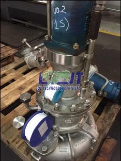 Overhauling of cargo pump