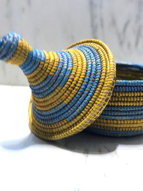 Senegalilainen kori basic 2