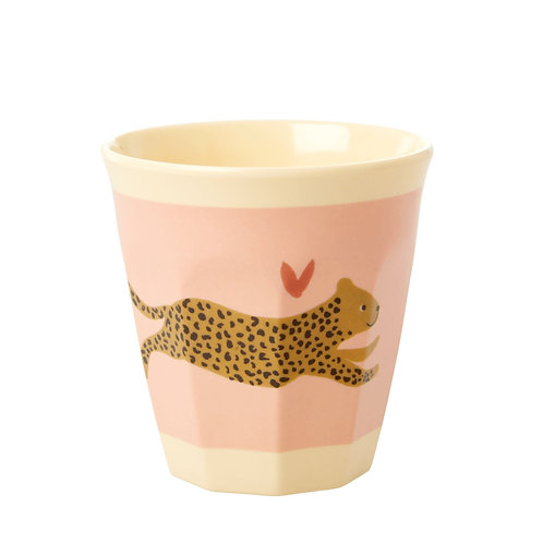 Melamiinimuki S Pink Leopard