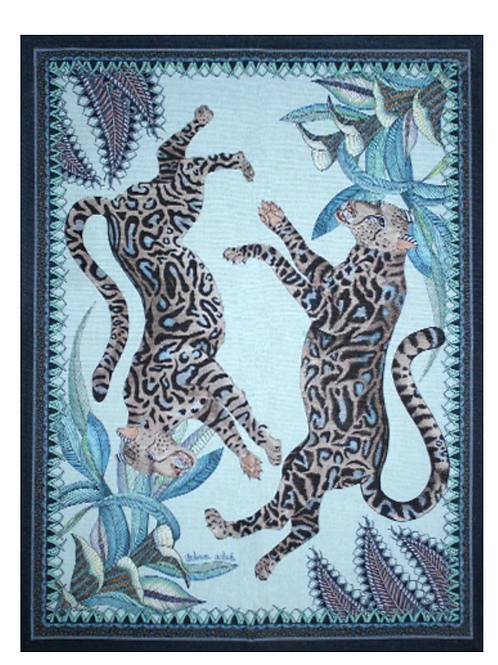 Ardmore Cheetah Kings Mist keittiuöpyyhe