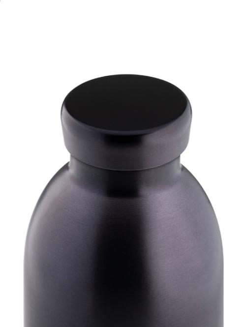 24Bottles Clima Bottle 500 ml Celebrity Black, termospullo