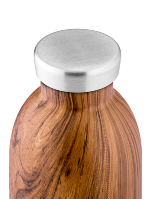24Bottles Clima Bottle 500 ml Sequia Wood, termospullo