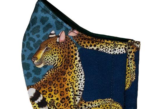 Ardmore Leopard Lily Mist kasvomaski
