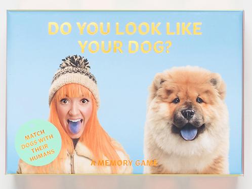 Do You Look Like Your Dog? muistipeli