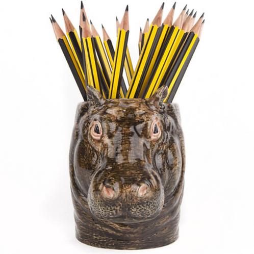 Quail Ceramics kynäteline / Virtahepo