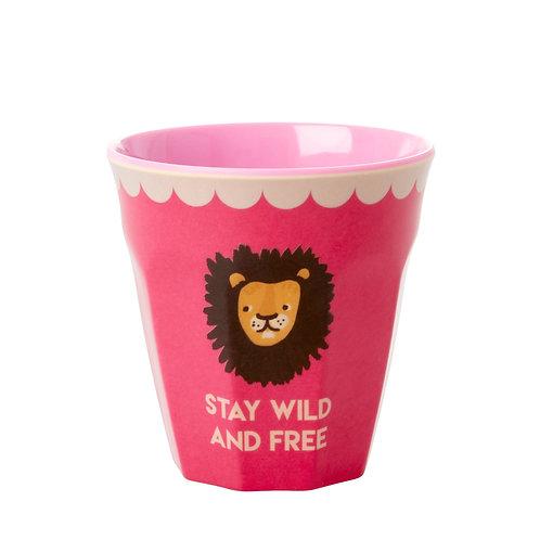 Melamiinimuki S Pink Lion