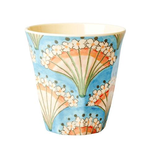 Melamiinimuki M Flower Fan