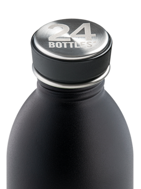 24Bottles Urban Bottle 500 ml / Black
