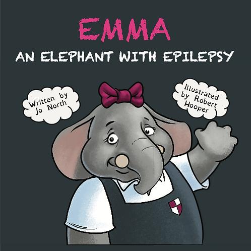 Emma, an elephant with epilepsy