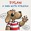Thumbnail: Dylan, a dog with dyslexia