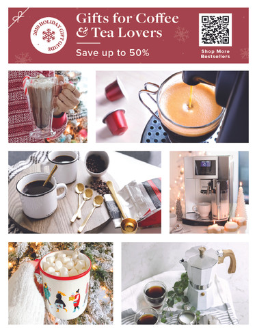 Gifts for Coffee & Tea Lovers